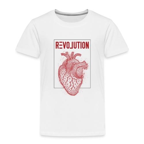 Love Revolution - Kinder Premium T-Shirt