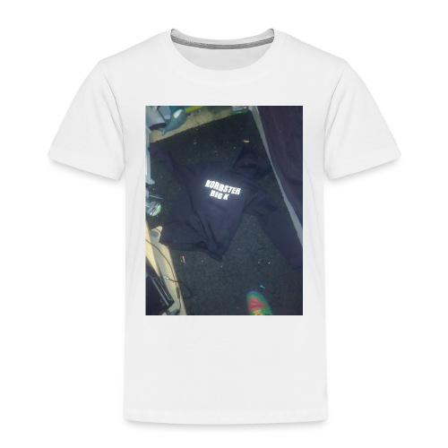 Big k Hoodie - Kids' Premium T-Shirt