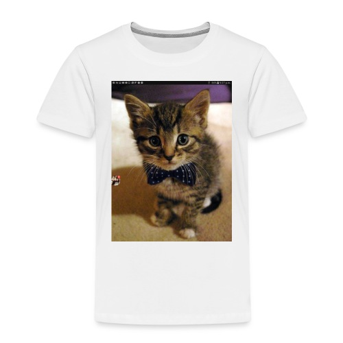 Kitten love - Kids' Premium T-Shirt