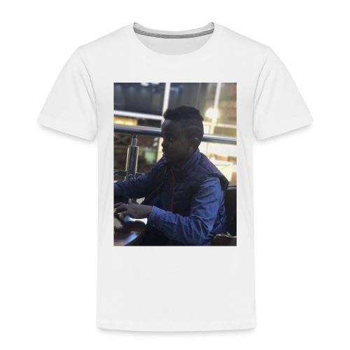 Yafet Takele - Premium T-skjorte for barn