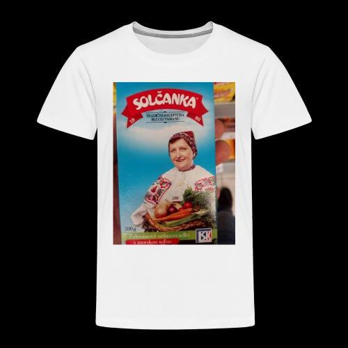 Babushka's fines - Kids' Premium T-Shirt