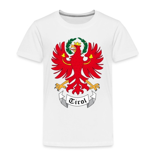 Tiroler Adler - Maglietta Premium per bambini