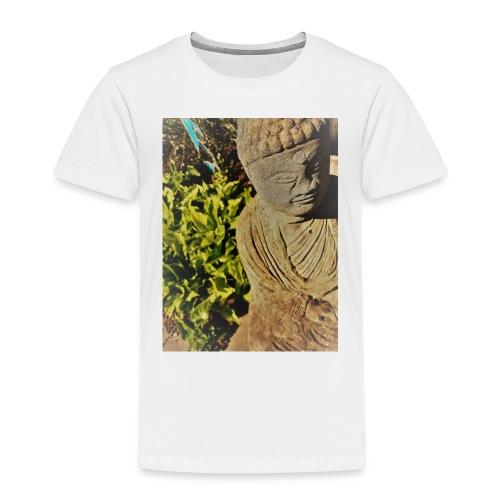 Garden Buddha - Kids' Premium T-Shirt
