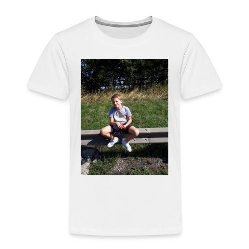 me on motorway - Kids' Premium T-Shirt