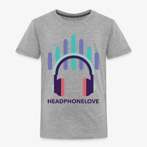 headphonelove - Kinder Premium T-Shirt