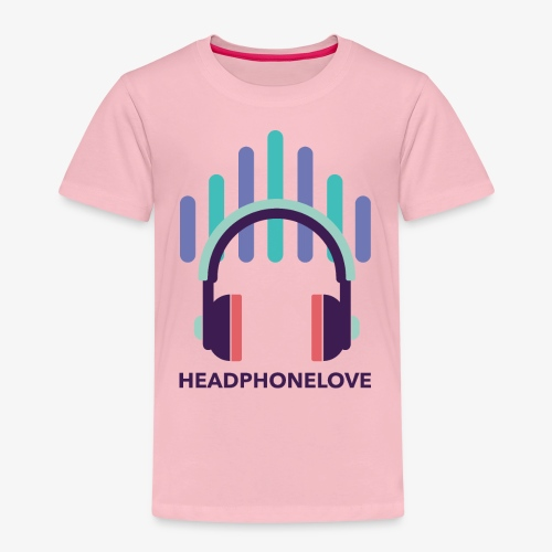 headphonelove - Kinder Premium T-Shirt