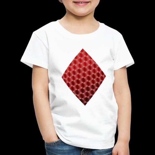 roter Diamant - Kinder Premium T-Shirt