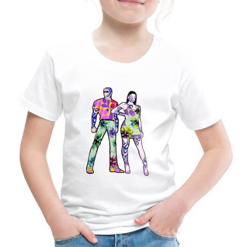 Love is 2 people (Couple/Amour) Tatoo - T-shirt Premium Enfant