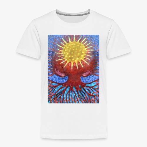 Niebiańskie Drzewo - Koszulka dziecięca Premium