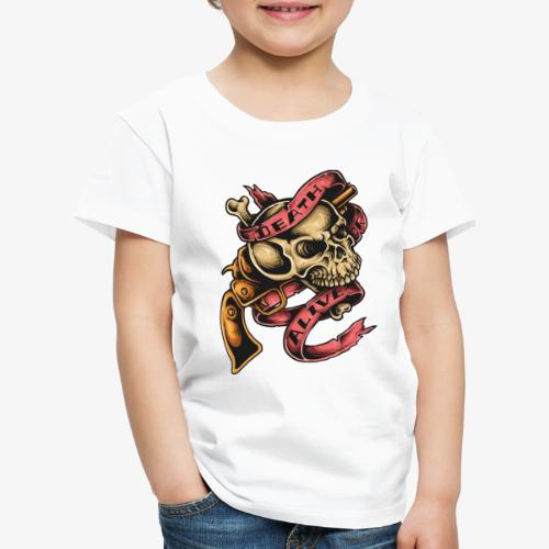 Death Or Alive - T-shirt Premium Enfant