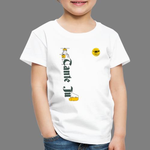 TDH19-PROFIL-JU52 GRIS FONCE - T-shirt Premium Enfant