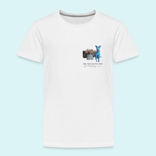 Laly-Blue - Kids' Premium T-Shirt