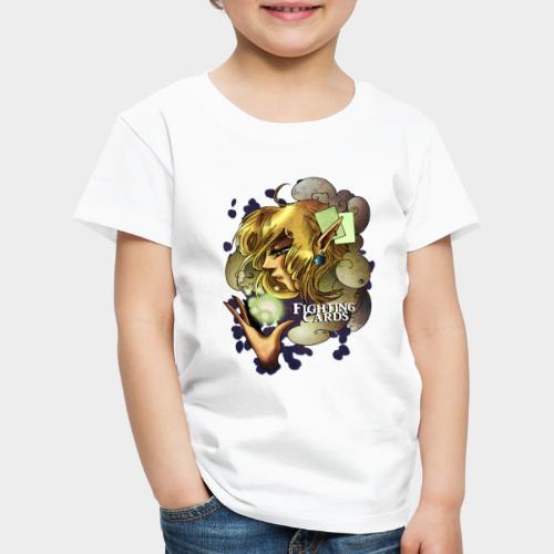 Fighting cards - Soigneuse - T-shirt Premium Enfant