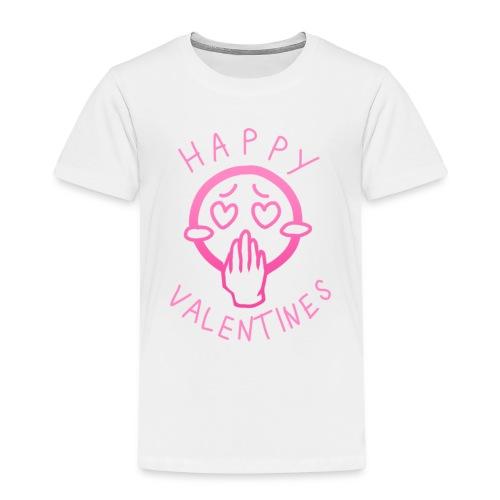 T-Shirt zum Valentinstag Motive: Upsi - Kinder Premium T-Shirt