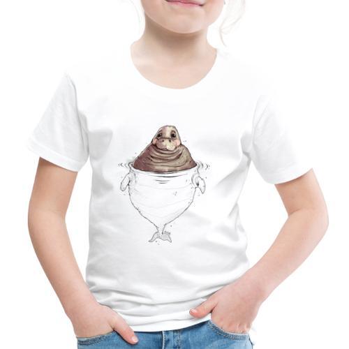 Stellers Seekuh - Kinder Premium T-Shirt