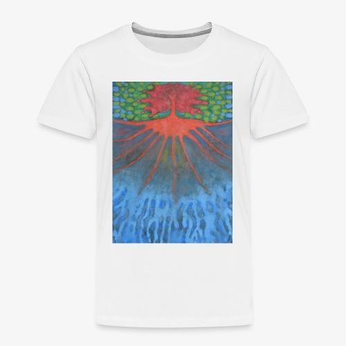 Drzewo Źycia - Koszulka dziecięca Premium