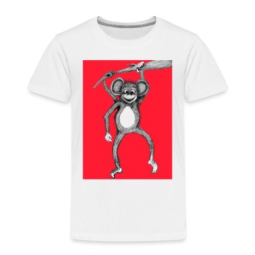 You little monkey - Kids' Premium T-Shirt