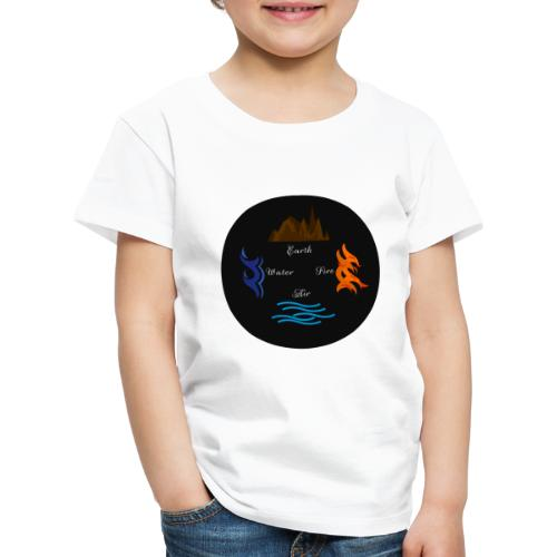 Elements by Lightly - Kinder Premium T-Shirt