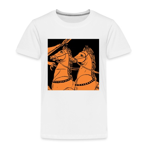 Antaon - horses - T-shirt Premium Enfant