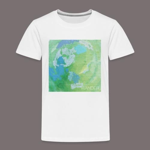 Wander - Kinder Premium T-Shirt