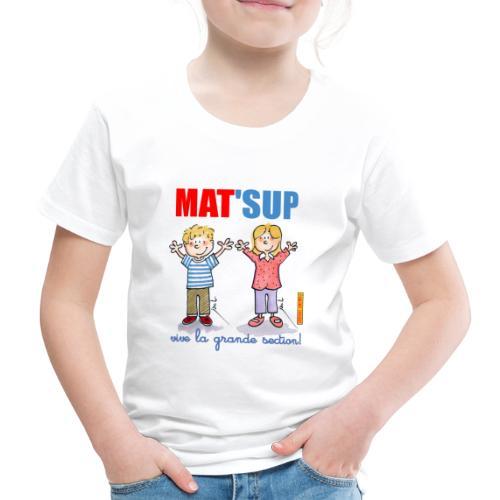 mat sup png - T-shirt Premium Enfant