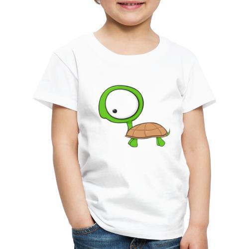 Cartoon Turtle - Camiseta premium niño