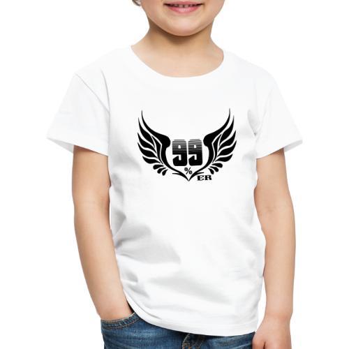 99% - Camiseta premium niño