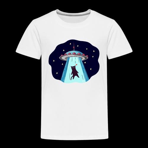 Chat Ovni - T-shirt Premium Enfant