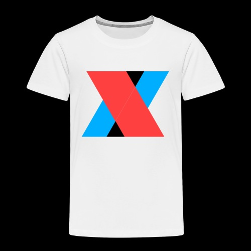 Triangle X - Kids' Premium T-Shirt