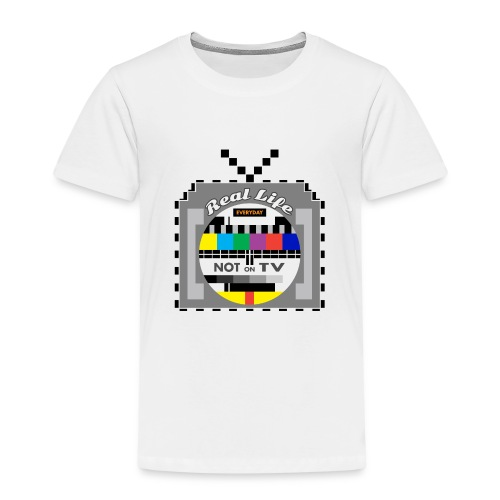 Not on TV - Kids' Premium T-Shirt