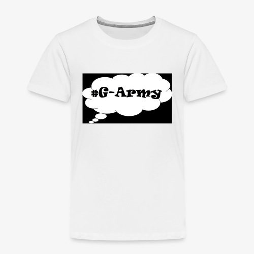 #G-Army - Kinder Premium T-Shirt