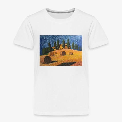 tuscany - Kids' Premium T-Shirt
