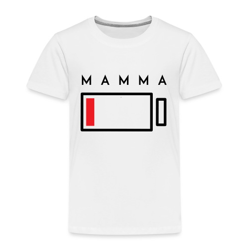 Mamma - Premium T-skjorte for barn