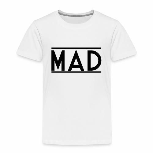 MAD - Maglietta Premium per bambini