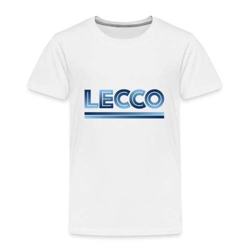 GoUrban   Bluceleste   Lecco - Maglietta Premium per bambini