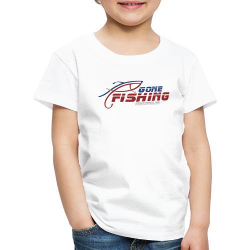 GONE-FISHING (2022) DEEPSEA/LAKE BOAT COLLECTION - Kids' Premium T-Shirt