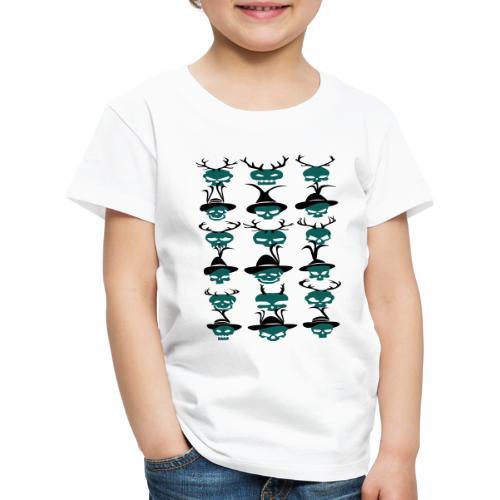 Trachtenrockabilly - Kinder Premium T-Shirt