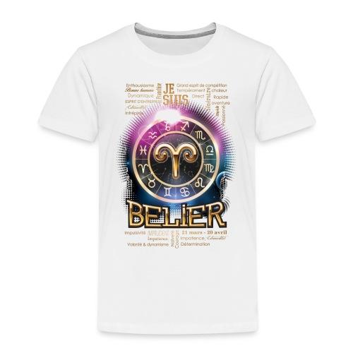 BELIER - T-shirt Premium Enfant