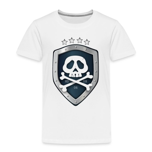 champion's league skull 06 - T-shirt Premium Enfant