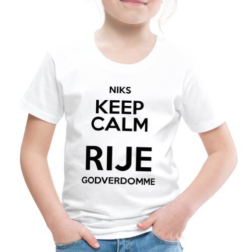 NIKSKALM - Kinderen Premium T-shirt