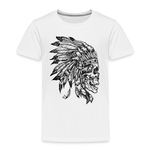 Skull WF2 - T-shirt Premium Enfant