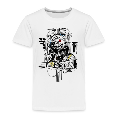 Samurai Ink - Kids' Premium T-Shirt