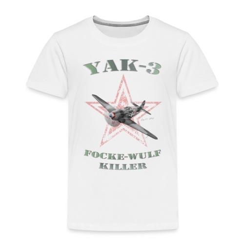 YAK n6 FWkiller15 copie2 - T-shirt Premium Enfant