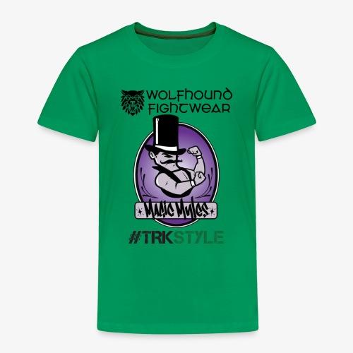 myles front 0518 - Kids' Premium T-Shirt