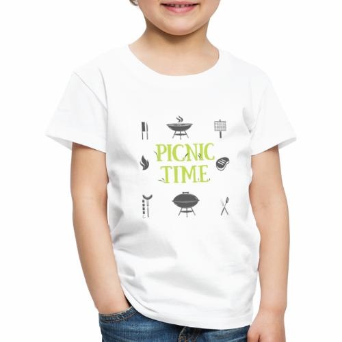 picnic time - T-shirt Premium Enfant
