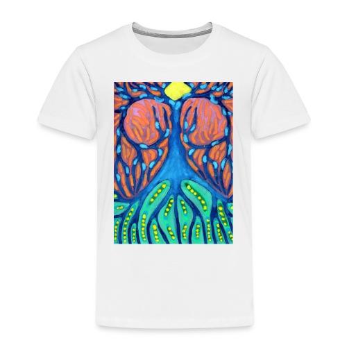 Drapieżne Drzewo - Koszulka dziecięca Premium