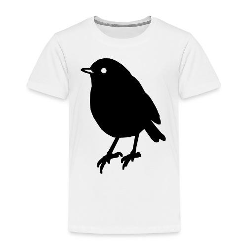 Vogel Bird Geschenk Geschenkidee - Kinder Premium T-Shirt