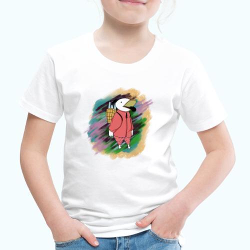80s Comic Style Graffiti - Kids' Premium T-Shirt
