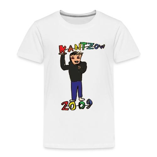 den riktiga kantzow2009 - Premium-T-shirt barn