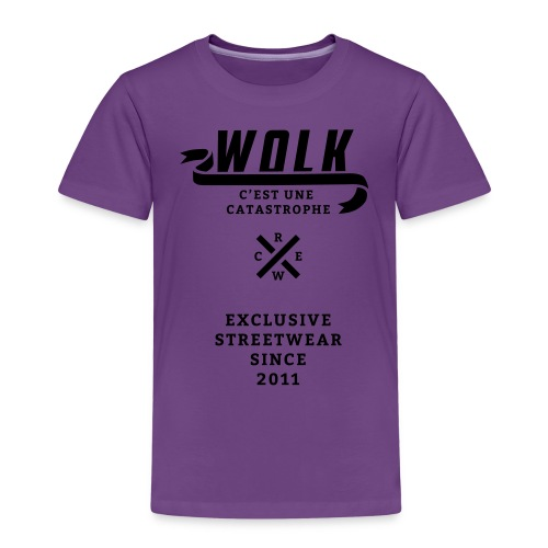 varsityx04 - Kinderen Premium T-shirt